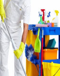 نتوفر على عمال نظافة من الجنسية المغربية جاهزين للعمل بدول الخليج
