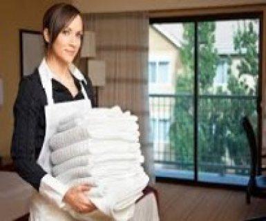عقود عمل لعاملات منزليات من الجنسية المغربية .