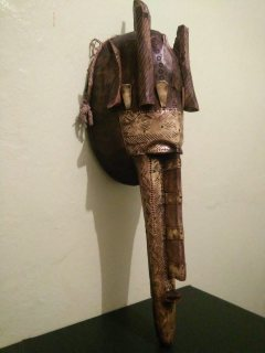 تحفة إفريقية نادرة و عريقة