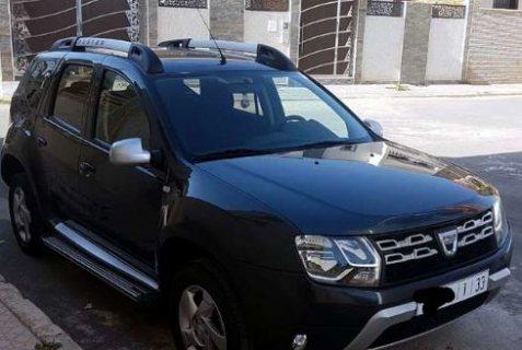 Dacia Duster 2016 en très bon état