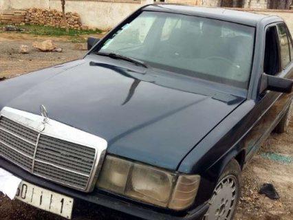 سيارة مرسيدس بنز مستعملة ماشية 39,999