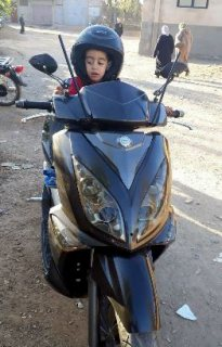maxi scootre 350 cc 2014