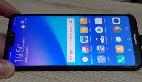 Huawei P20 lite 64Go 4Go ram