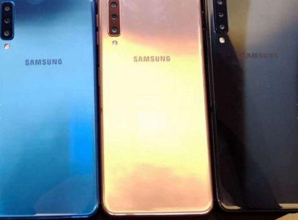 Samsung A7 128Gb 2018