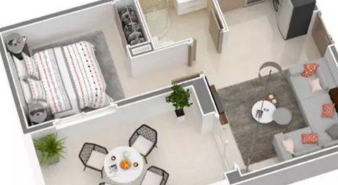 Sublime appartement dans un projet d'exception