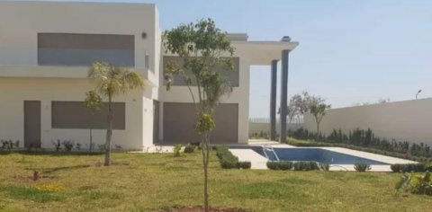 Vente Villa Neuve Rabat Souissi REF 1291