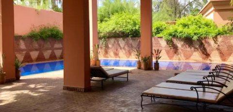 Appartement à louer à Marrakech