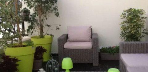 Magnifique Studio neuf Haut Standing avec terrasse à louer à Gauthier
