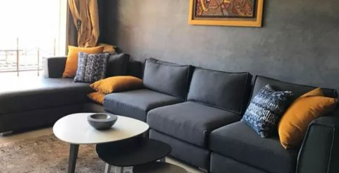 Appartement de luxe meublé