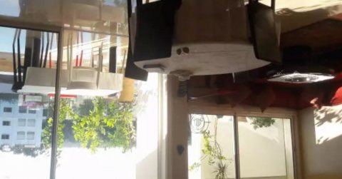 Très be avec terrassel appartement meublé