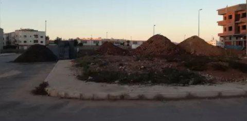 Lot de terrain de 100 m² en vente , En plein cœur de Mohammedia