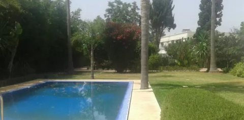 location Villa à Souissi Bir Kacem