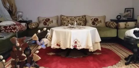 شقة للرهن بمدينة الرحمة الفة الدار البيضاء