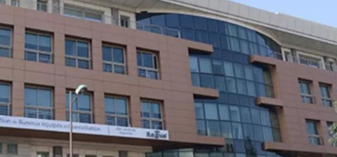 Espace Coworking à Rabat, Agdal