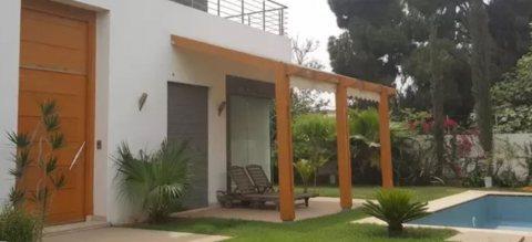 Villa haut standing moderne à louer sur Californie