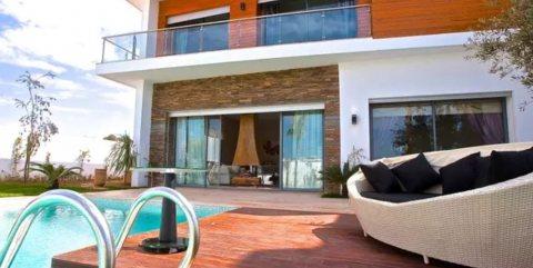Location Villa Casablanca Ain Diab