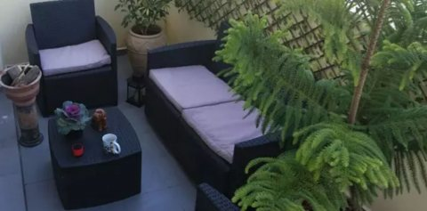 Très joli appartement à louer meublé/Racine-Casablanca