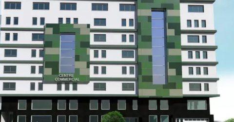 Bureau au Centre Commercial Wilaya Center
