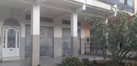 Local Commercial de 45 m2 à Zahwa Meknès
