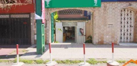 Vente pas de porte Pharmacie à Ain Chock