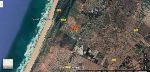 1 هكتار مسجل و محفض في المنطقة الخضراء