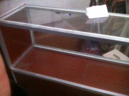 comptoir aluminium