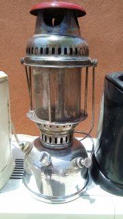 مصباح قديم في حالة جيدة