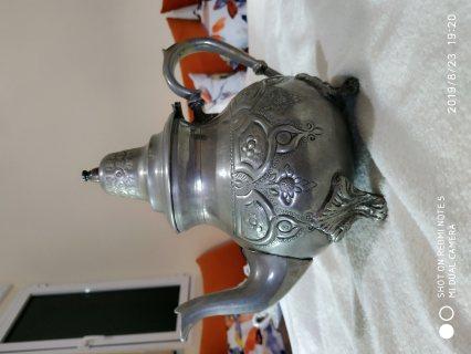 الريف شاي من الفضة الحرة