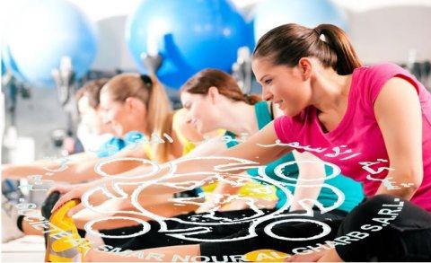 مدربات رياضة متخصصات في فن الرشاقة و الفيتنس من المغرب عبر شركة الأسمر للإستقدام