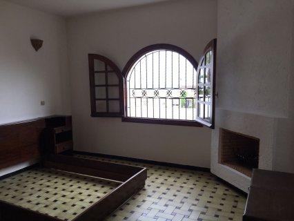 location d'une villa vide a Harhoura