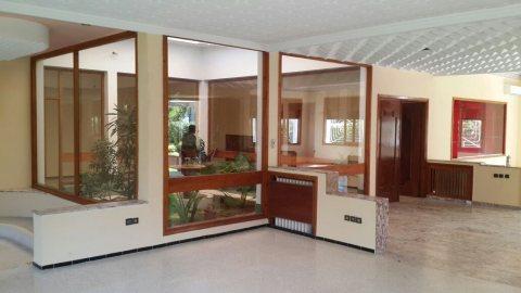 location d'une villa vide a Souissi Rabat