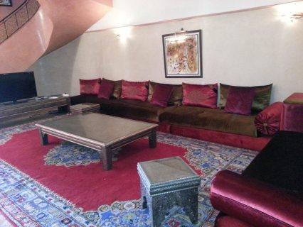 Location d'une villa Meublé a Marrakech