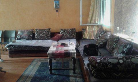 Location d'une Villa Meublé situé à Harhoura