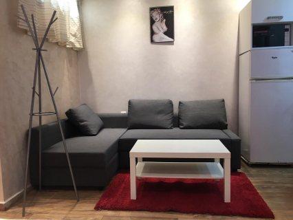 Location d'un studio meublé à l'Agdal