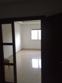 Location d'un appartement vide à Hassan,Rabat