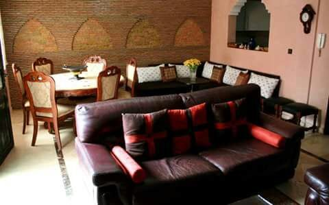 شقة مفروشة للايجار، المغرب