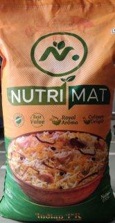 أرز هندي Nutri Mat شوال 40 كيلو