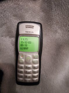 Nokia 1100 model 2003