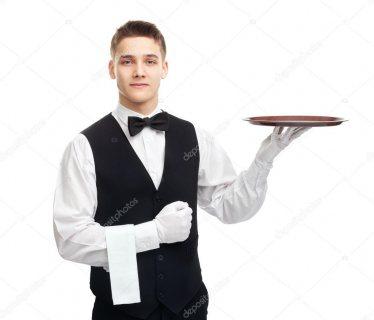 مطلوب للعمل بسلسة مطاعم في السعودية نادلين عدد 20 + سوبير فايزر عدد 10