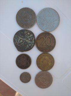 نقود قديمة للبيع