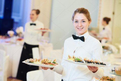 نوفر لكم نادلات دو خبرة عالية في ارقى المطاعم والفنادق
