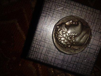 عملات يونانية اثرية قديمة جدا من الفضة