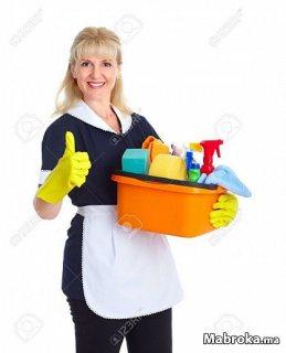 معروض عاملة منزلية وطباخة ومربية