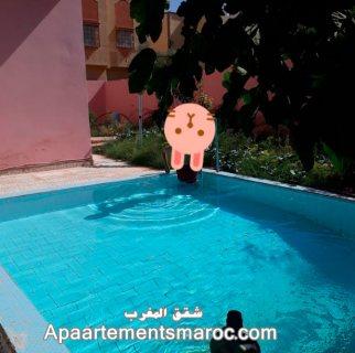 فيلا فاخرة للكراء اليومي مع مسبح بالرشيدية