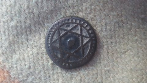 قطع نقدية مغربية قديمة من عام 1286