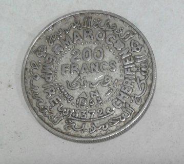 عملة مغربية قديمة