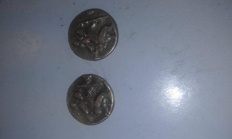 عملة نقدية قديمة جدا و ناذرة