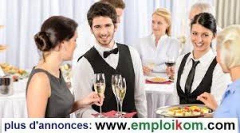 مطلوب نادلات ونادلين للعمل في اكبر المطاعم والفنادق وكوفي شوب في دولة قطر