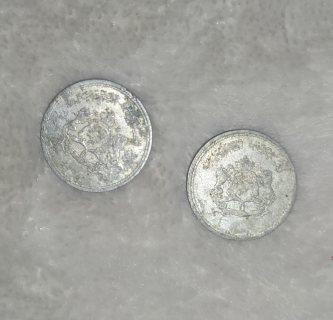 1 سنت  مغربي لسنة 1974