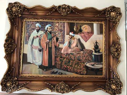 لوحة فنية نادرة